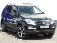 Used Ssangyong Rexton Auto
