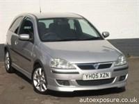 Used Vauxhall Corsa 1.4i 16V Exclusiv