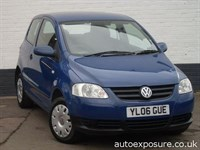 Used VW Fox Urban Fox