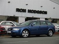 Used Audi A4 Avant TDI SE Auto with Leather and Sun Roof