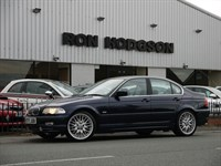 Used BMW 330 Saloon with Sat Nav 18 Inch M Sport Alloys