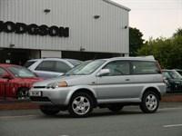 Used Honda HR-V VTEC 4x4