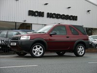 Used Land Rover Freelander SERENGETI SE
