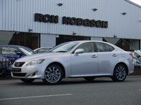 Used Lexus IS 220d SE with Full Leather Heated and Cool Seats