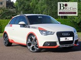 Audi A1 TDI COMPETITION LINE Aux-in