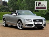 Audi A5 TDI S LINE Convertible Heated Seats