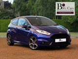 Ford Fiesta ST-3 Heated Leather Style Pack