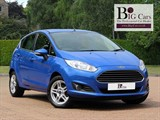 Ford Fiesta ZETEC Auto Climate Control Bluetooth