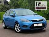 Ford Focus ZETEC Aux-in Port