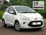 Ford KA EDGE Aux-in Port