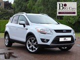 Ford Kuga TITANIUM TDCI 2WD Garmin Sat Nav Keyless EntryStart