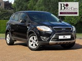 Ford Kuga ZETEC TDCI 2WD Aux-In Port