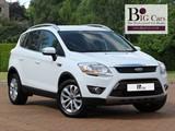 Ford Kuga TITANIUM TDCI 2WD Sat Nav Reverse Camera Heated Seats
