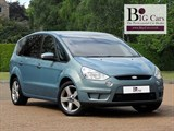 Ford S-Max TITANIUM TDCI 7 Seats Sony Bluetooth Aux-in