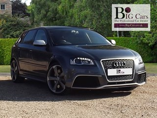 Click here for more details about this Audi RS3 TFSI QUATTRO S-TRONIC AMI