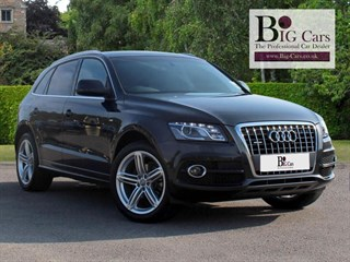 Click here for more details about this Audi Q5 TDI QUATTRO S LINE