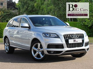 Click here for more details about this Audi Q7 TDI QUATTRO S LINE Reverse Camera