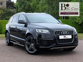 Click here for more details about this Audi Q7 TDI QUATTRO S LINE SPORT EDITION