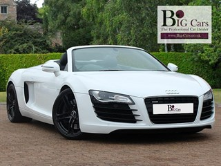 Click here for more details about this Audi R8 SPYDER V8 QUATTRO Bang  Olufsen AMI