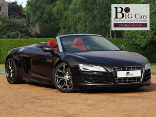 Click here for more details about this Audi R8 SPYDER V10 QUATTRO Sat Nav Carbon BO