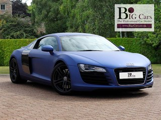 Click here for more details about this Audi R8 QUATTRO R-TRONIC