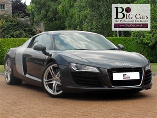 Click here for more details about this Audi R8 QUATTRO Sat Nav Bluetooth