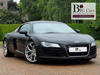Click here for more details about this Audi R8 V8 QUATTRO Sat Nav Bang  Olufsen