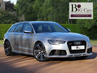 Click here for more details about this Audi RS6 Avant TFSI V8 QUATTRO Massive Specification
