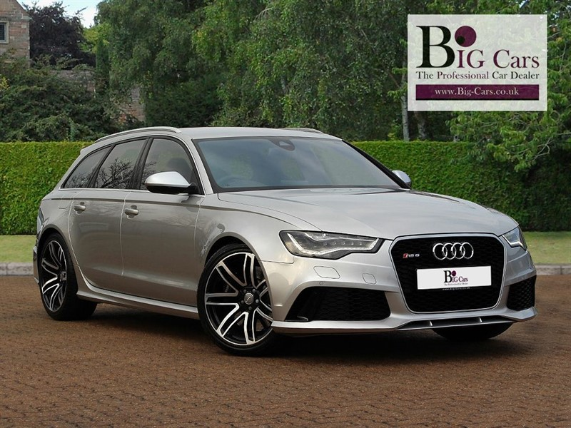 used Audi RS6 Avant TFSI V8 QUATTRO, Massive Specification in chelmsford-essex