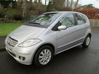 Used Mercedes A170 A-Class Elegance SE 5dr Tip Auto
