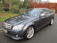 Used Mercedes C-Class C180K Sport 4dr Auto