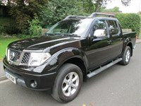 Used Nissan Navara Double Cab Pick Up Tekna 2.5dCi 171 4WD