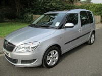Used Skoda Roomster TDI CR 105 SE 5dr
