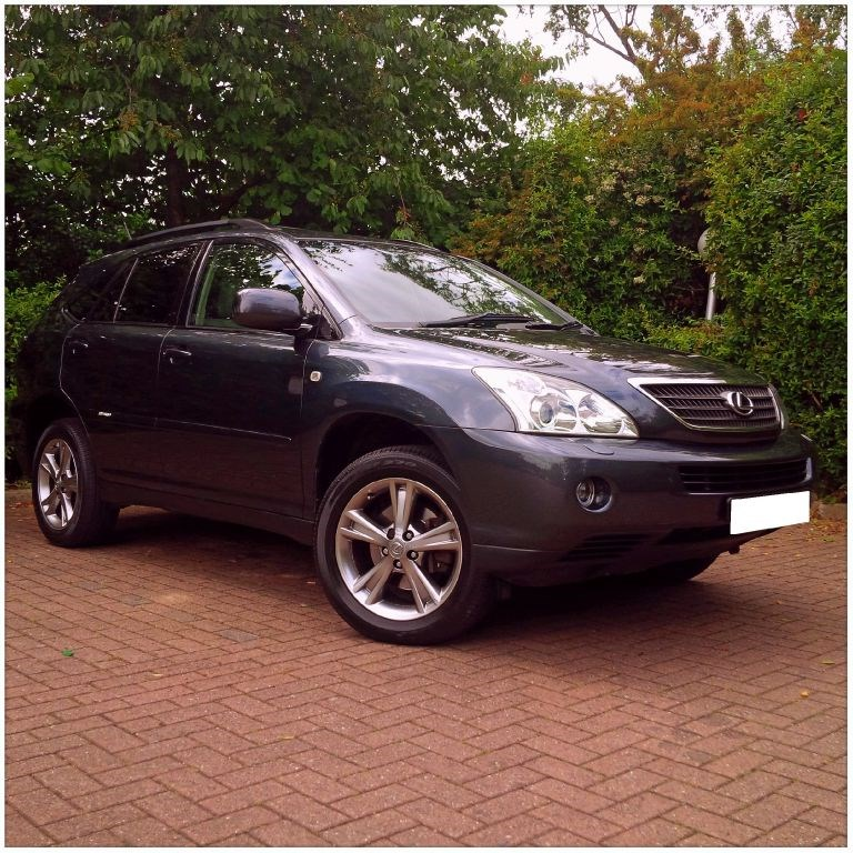 Leather Sofa Repairs Ipswich: Used Grey Lexus RX 400h For Sale