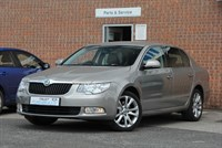 Used Skoda Superb S TSi