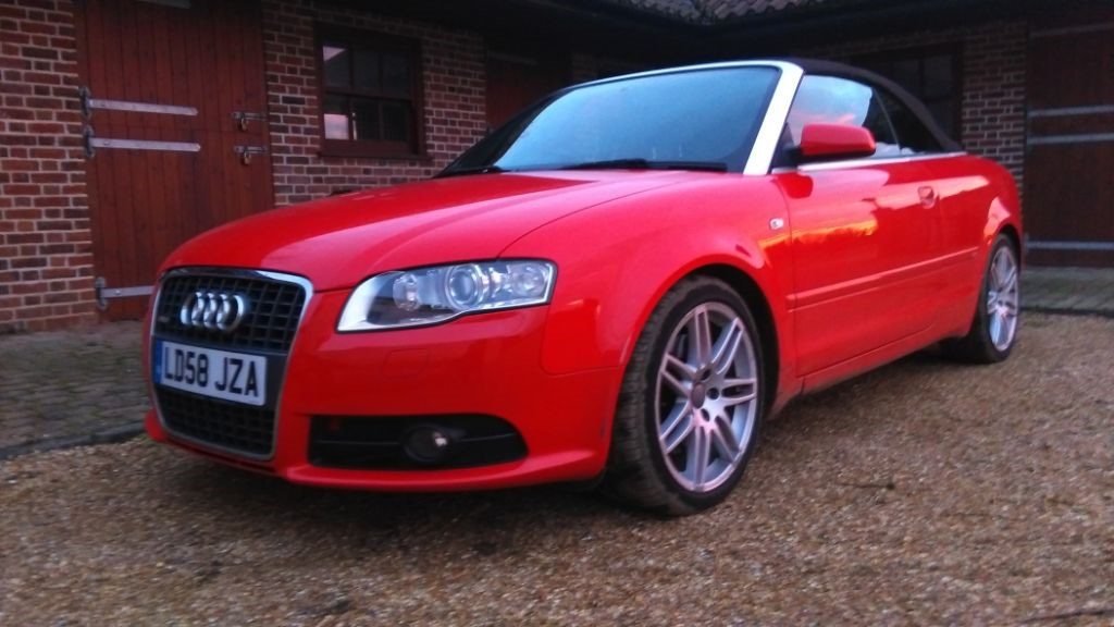 used red audi a4 cabriolet for sale cambridgeshire. Cars Review. Best American Auto & Cars Review