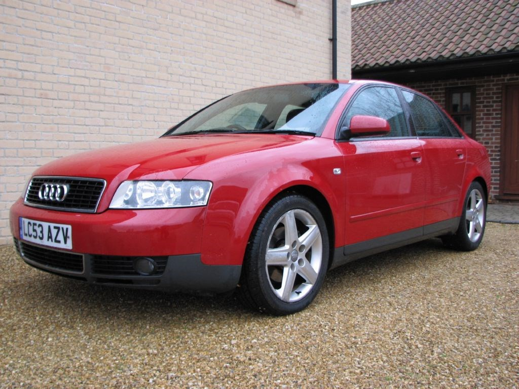 Usedaudi A4 Sport For Sale In Cambridge
