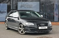Used Audi S3 T FSI quattro Black Edition