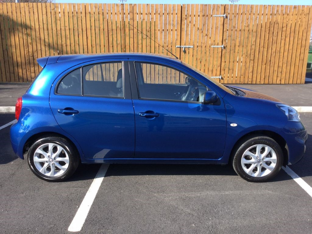 used nissan micra acenta county down. Black Bedroom Furniture Sets. Home Design Ideas