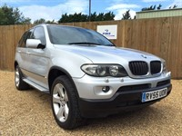 Used BMW X5 3.0D SPORT SAT/NAV-LEATHER