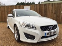 Used Volvo C30 R-DESIGN LEATHER-LOW MILAGE-GREAT SPEC