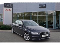 Used Audi A4 A4 Saloon TDI 150 S Line 4dr