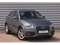Used Audi Q3 Estate TDI S Line 5dr