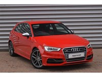 Used Audi S3 A3 Hatchback TFSI Quattro 3dr S Tronic