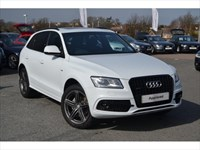 Used Audi Q5 Q5 S line Plus TDI quattro 177 PS troni