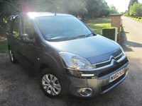 Used Citroen Berlingo Multispace Plus Hdi