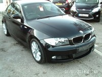 Used BMW 118d 1-series 1 Coupe M Sport 2dr