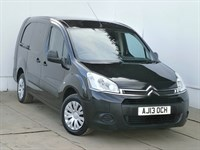 Used Citroen Berlingo HDi 725kg Crew Van X 90ps a/c