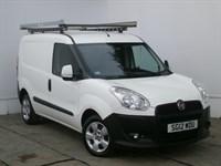 Used Fiat Doblo 1.3 Multijet 16V SX Van
