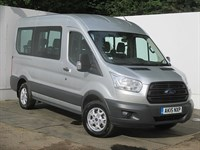 Used Ford Transit TDCi 125ps H2 12 Seater BUS Trend